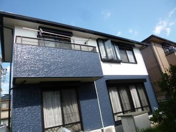 S様邸 外壁塗装工事