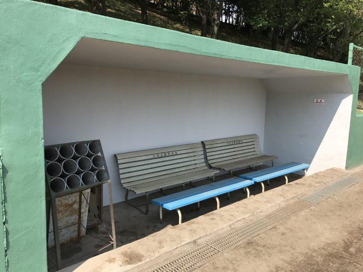 市内公園 塗装工事