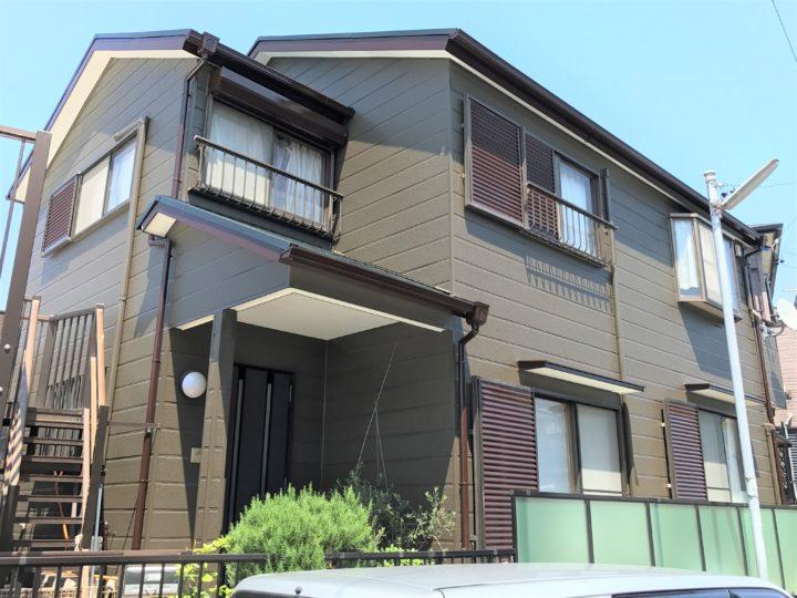 U様 外壁・屋根塗装工事