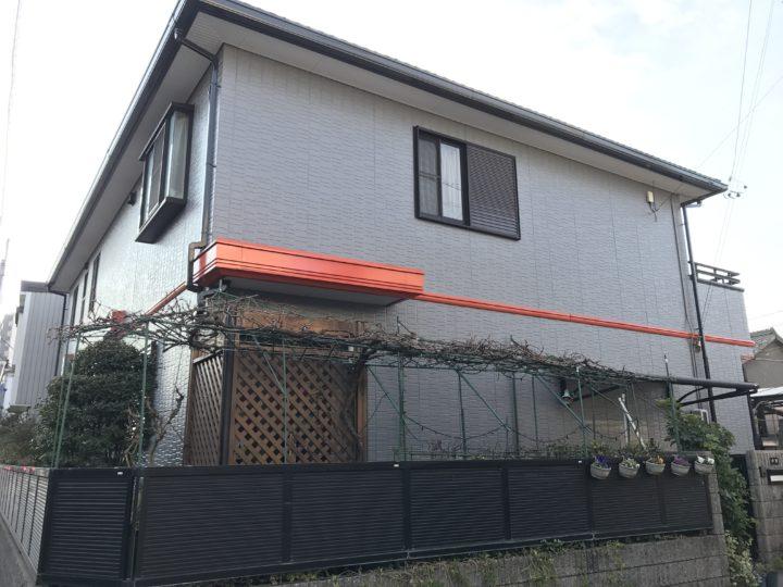 N様邸 外壁・屋根塗装工事