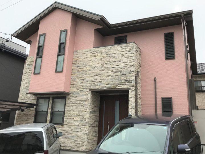 N様 外壁・屋根塗装工事