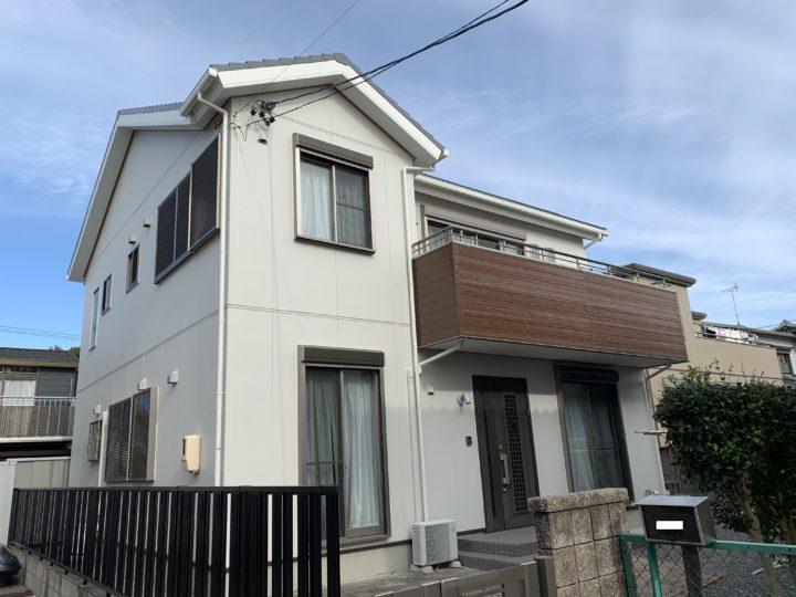 半田市K様邸 外壁塗装工事