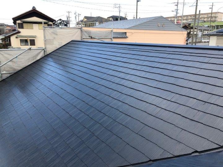 武豊町K様邸 屋根塗装工事