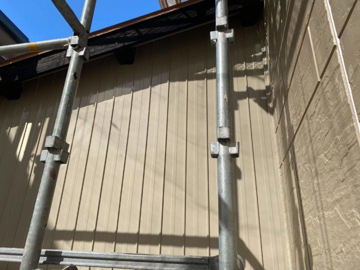 倉庫外壁・施工前