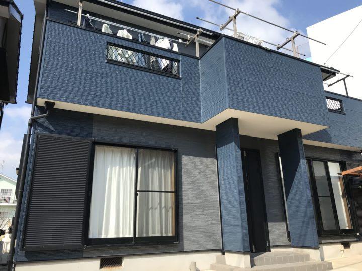 東浦町N様邸 外壁塗装工事