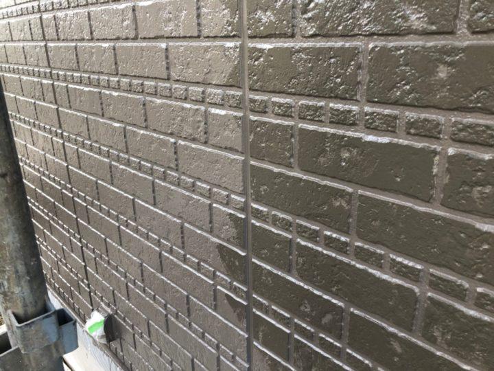 外壁塗装・多彩仕上げ