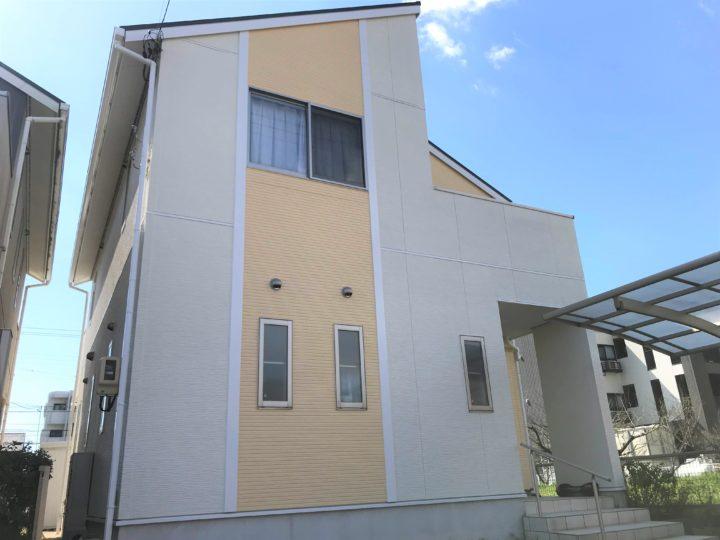武豊町H様邸 外壁屋根塗装工事