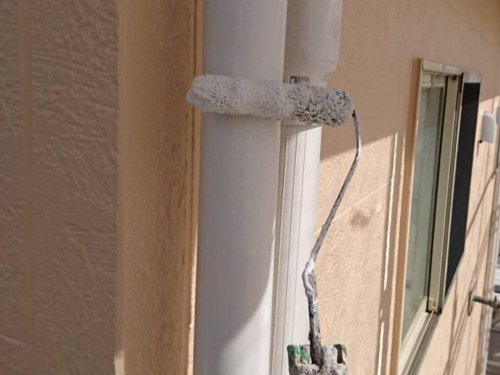 付帯・雨樋2回塗り