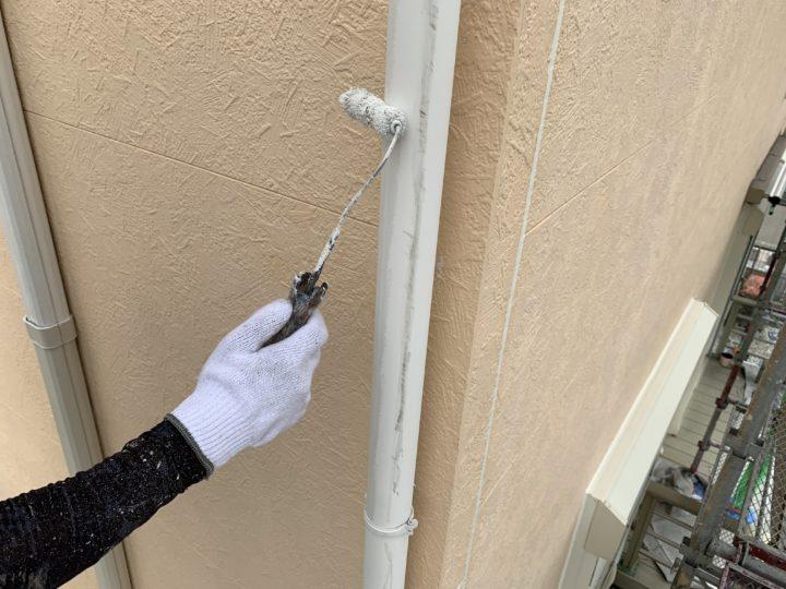 付帯・雨樋1回塗り