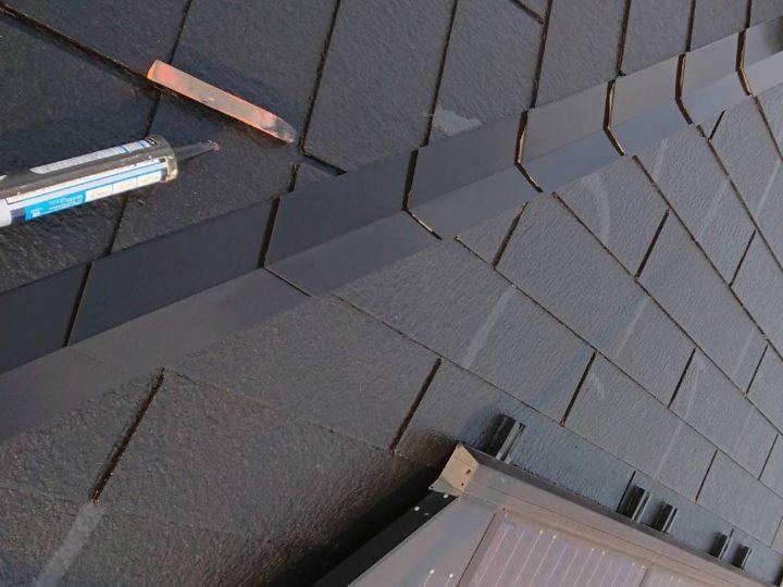 屋根・クラック補修
