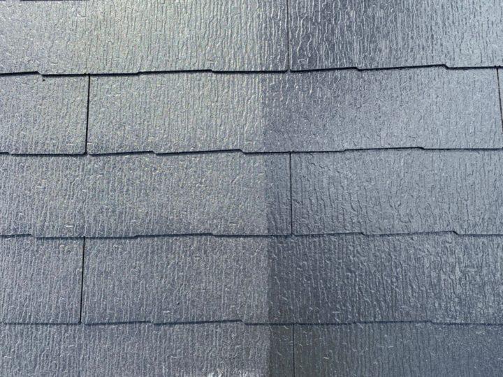 上塗り(屋根)
