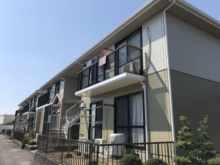武豊町M様邸 外壁屋根塗装工事