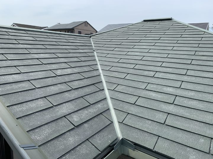 屋根・高圧洗浄