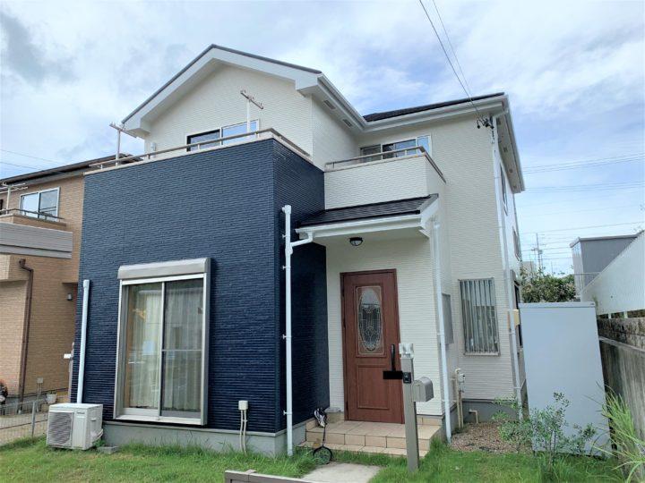 常滑市M様邸 外壁屋根塗装工事