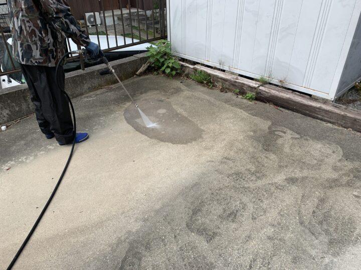 外壁・高圧洗浄