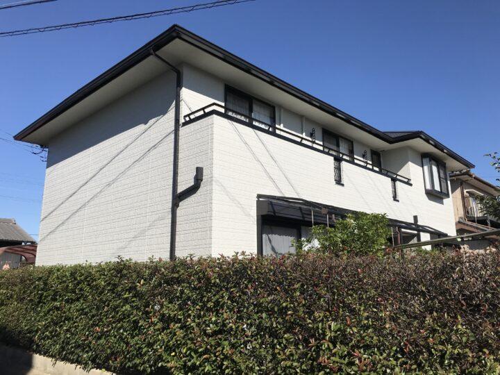 半田市Ⅰ様邸 外壁屋根塗装工事