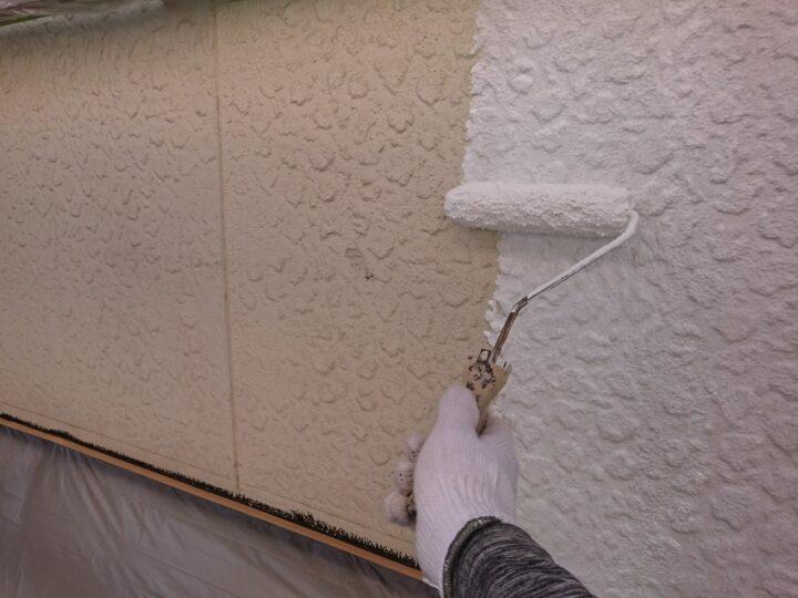 下塗り(外壁)