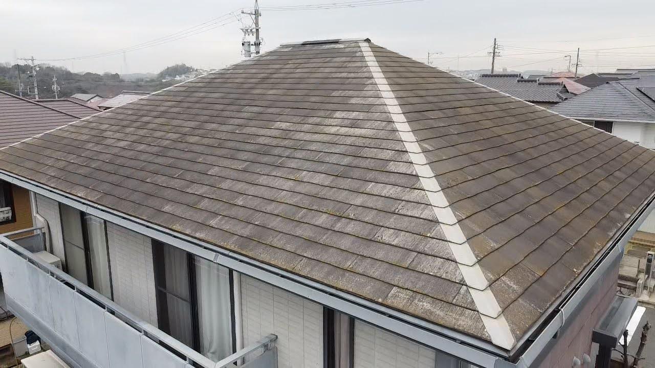 屋根塗装 東浦町