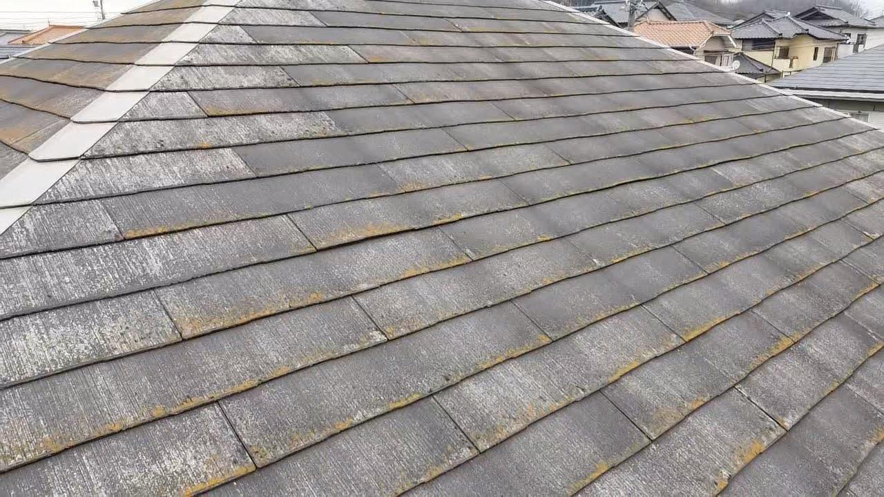 常滑市 屋根塗装