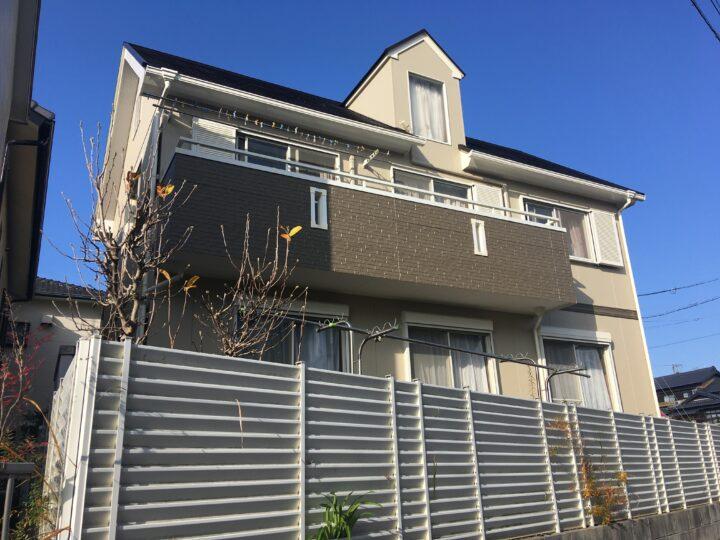 東浦町H様邸 外壁塗装工事