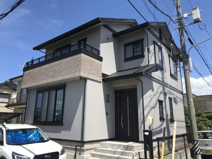 武豊町 K様邸 外壁塗装工事