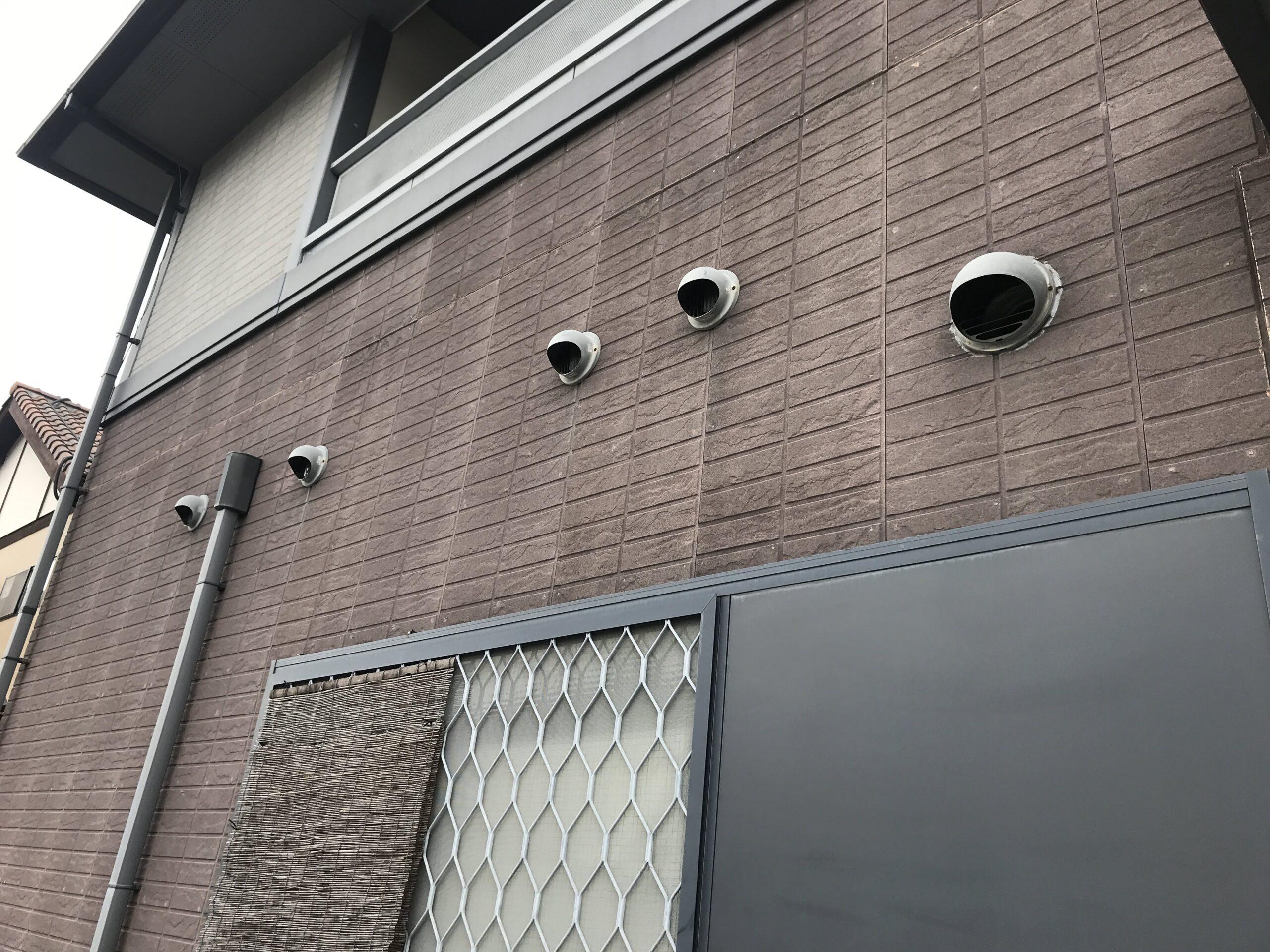 常滑市 外壁塗装