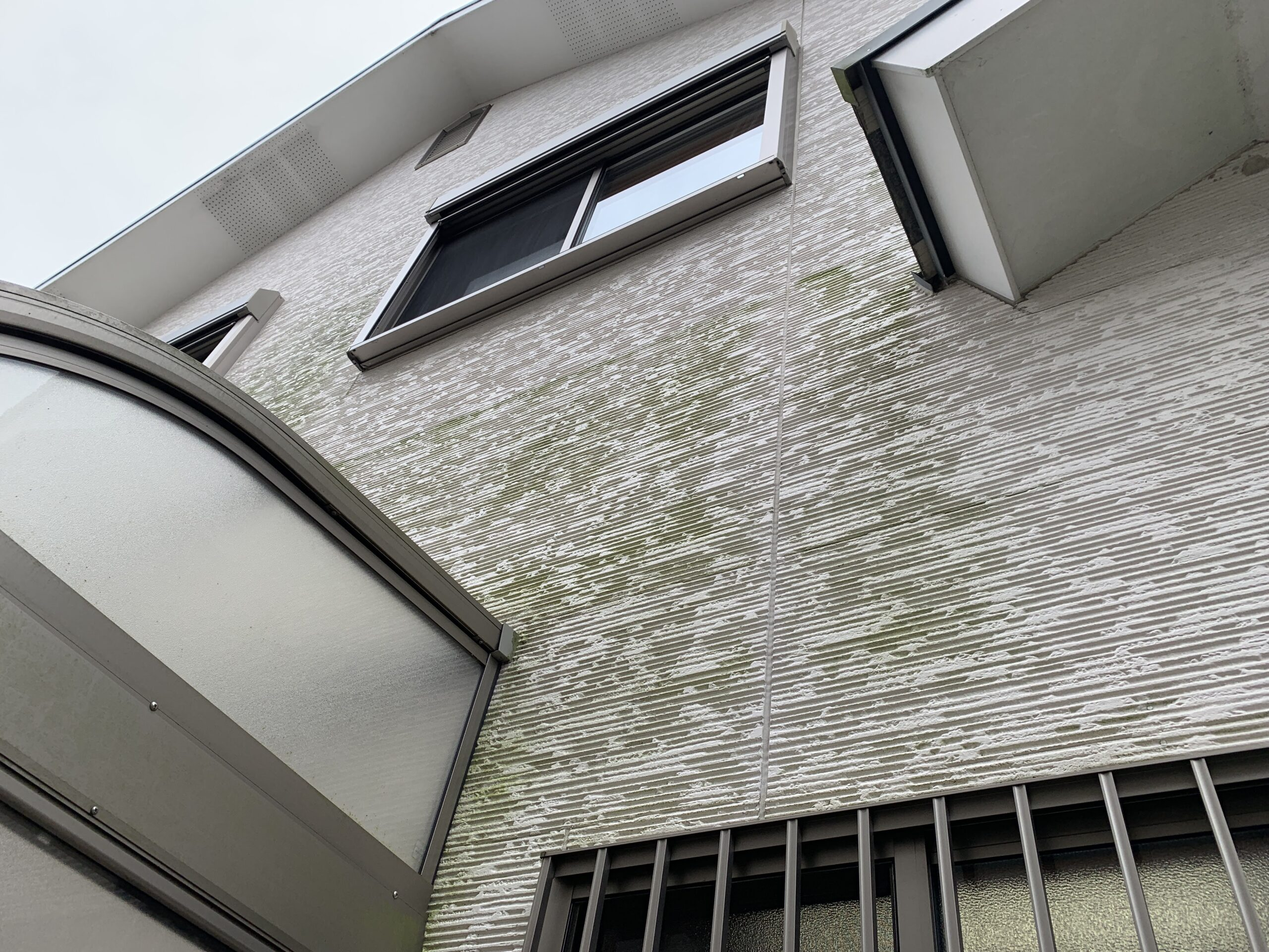常滑市 外壁塗装 劣化