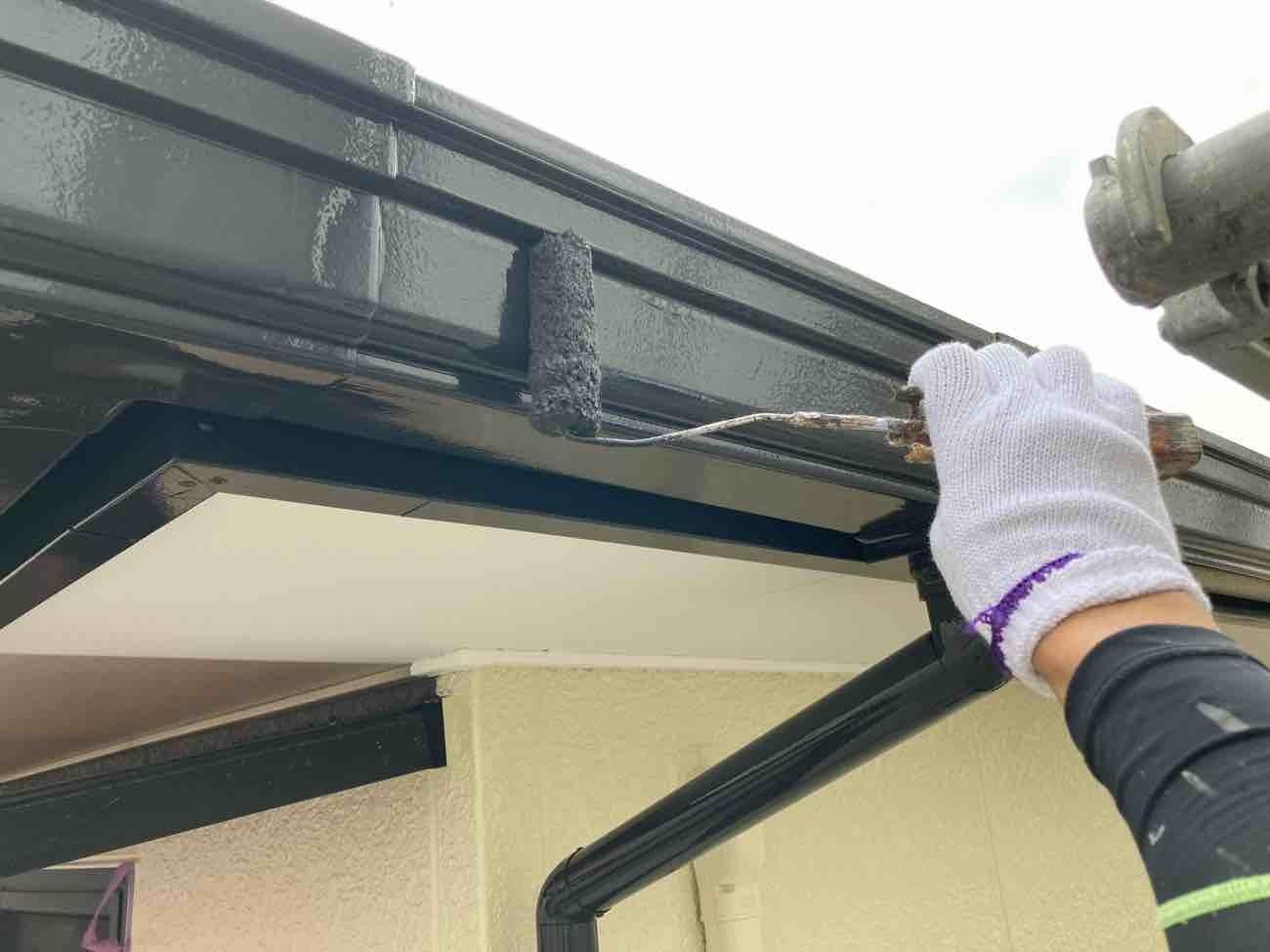阿久比町 屋根塗装