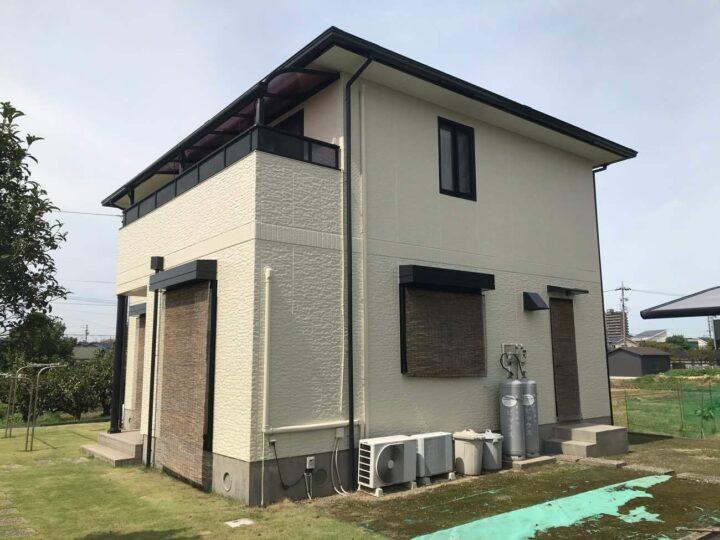 東海市A様邸 外壁塗装工事・屋根塗装工事